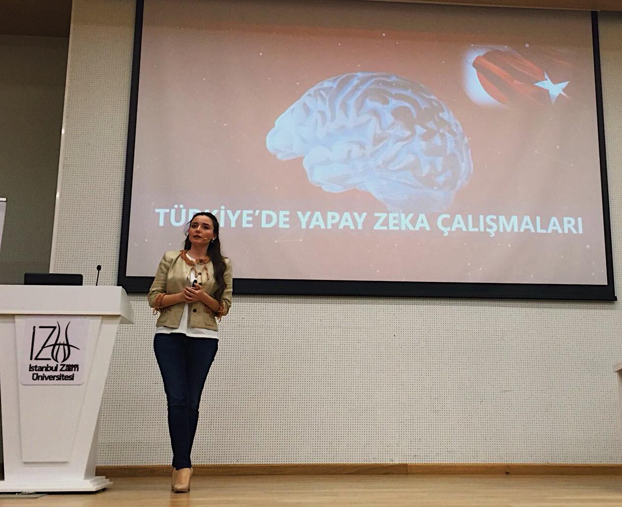 İstanbul Sabahattin Zaim Üniversitesi-Gelişen Teknoloji ile Değişen Dünya